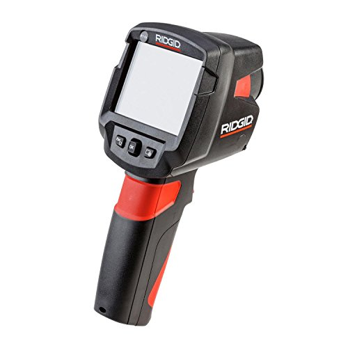 RIDGID RT-9X 57518 Thermal Imaging Camera with Wi-Fi, and Temperature Range -30 to 650 degrees Celsius