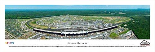 Pocono Raceway - Blakeway Panoramas Unframed NASCAR (Speedway Nascar Picture)