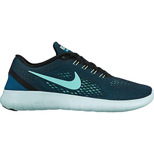 Para Zapatillas Turq hyper Nike De Wmns Running Free Mujer grn Black Rn Owq1aYgt