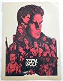 #1: SDCC 2017 EXCLUSIVE Teen Wolf Poster 18 x 24