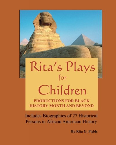 Workbook black history month biography worksheets : Rita's Plays For Children: Productions For Black History Month and ...