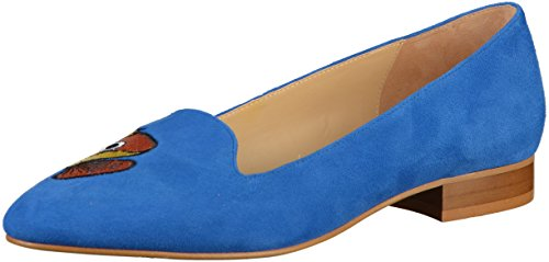 Mellow Yellow DRECCA Womens Loafers Blue