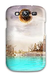 New Style Case Cover ICxcTRP2806sPSqE Moscow Dreamland Compatible With Galaxy S3 Protection Case