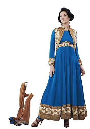 Designer Jay Unstitched Sarees Salwar Suit Bollywood xCrEvC