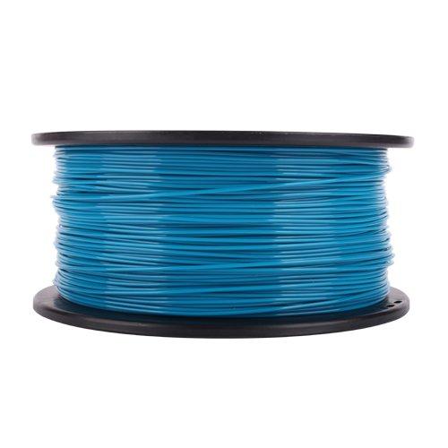 CoLiDo 3D Printer Filament PLA 1.75mm Spool - (1 kg, Blue) Print Rite Supplies