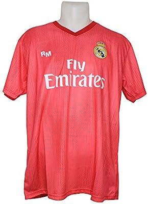 b59876a75c31e Camiseta Adulto - Personalizable - Tercera Equipación Replica Original Real  Madrid 2018 2019 (S. Cargando imágenes.