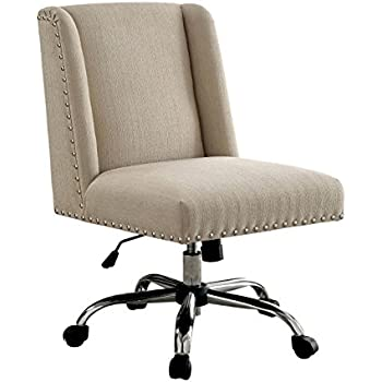 Amazoncom Serta Style Ashland Home Office Chair Twill Fabric