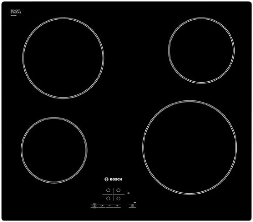 Bosch PKE611B17E Glass ceramic hob touch control