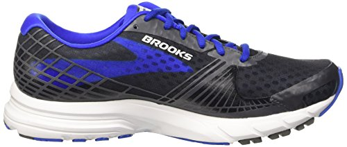 Brooks Launch 3 M, Zapatillas de Running para Hombre Anthracite/Electric Brooks Blue