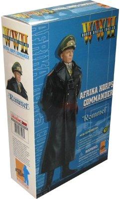 WWII North Africa 1942-43 Afrika Korps Commander Rommel 12