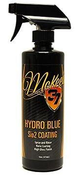 McKee's 37 MK37-630-2PK Hydro Blue Sio2 Coating, 16 fl. oz, 2 Pack McKee' s 37