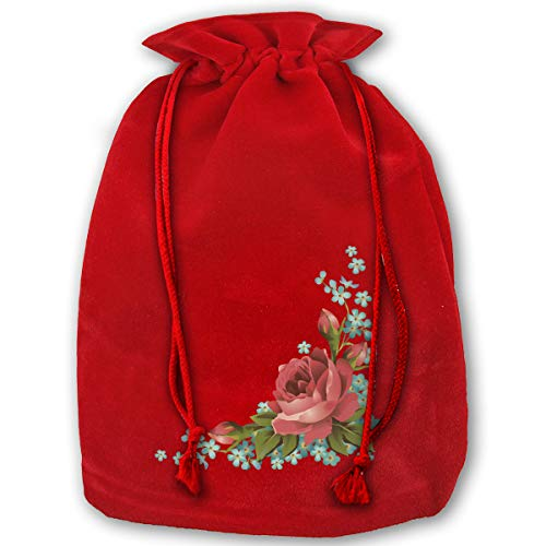Jinshen23 Bags Drawstring Holiday Goody Bags Treat Candy