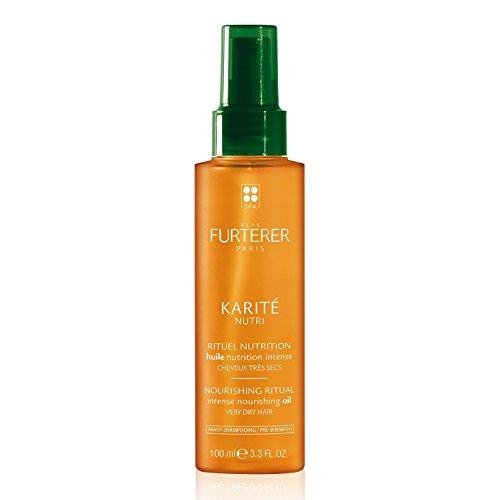 - Rene Furterer Karite Nutri Intense Nourishing Oil, 3.3 Fl Oz