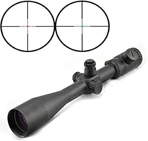 Visionking Rifle Scope 8.5-25×50 Riflescope for Side Focus Mil-dot Hunting Tactical Long Range