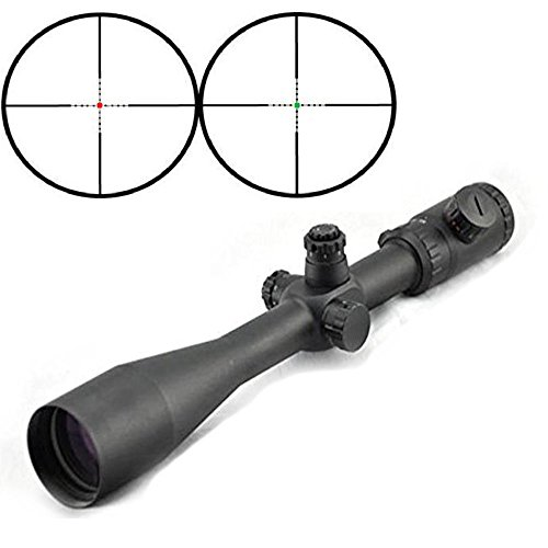 Visionking Rifle Scope 8.5-25x50 Riflescope for Side Focus Mil-dot Hunting Tactical Long Range