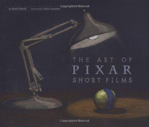 Read Online The Art of Pixar Short Films PDF
