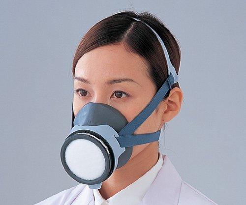 重松製作所 防毒マスクGM77(S) /8-5043-11