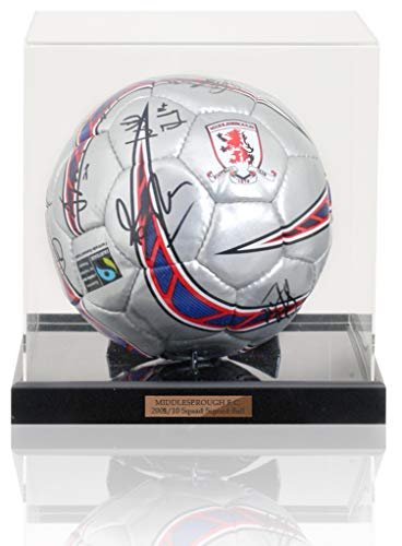 Football Hand Signed by Middlebrough Squad