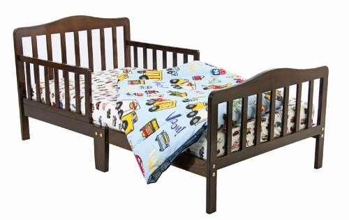 Dream On Me Classic Toddler Bed Espresso In The UAE See