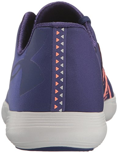 Under Women's Low Precision Europa Armour Street Gray Purple 540 Glacier pq5Pwprx