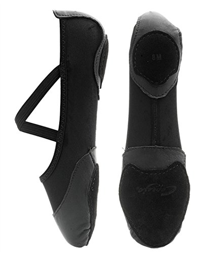 Breeze Dance Capezio amp; Leisurewear Negro Zapatos Bvvqw7Y