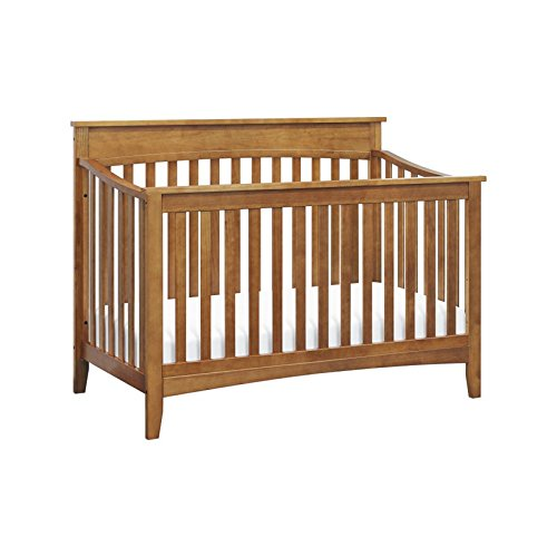 DaVinci Grove 4-in-1 Convertible Crib in Chesnut Finish Review