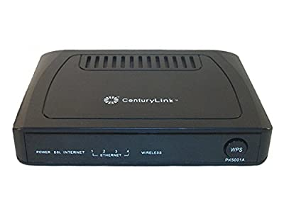 Actiontec PK5001A ADSL2/2+ Modem & Wireless N Router
