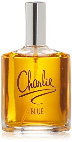 Original Womens Perfume (Charlie Blue by Revlon for Women, Eau De Toilette Spray, 3.4 Ounce)