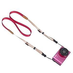 DOROM Universal Adjustable Slim Shoulder Sling Neck Strap for All Camera DSLR SLR