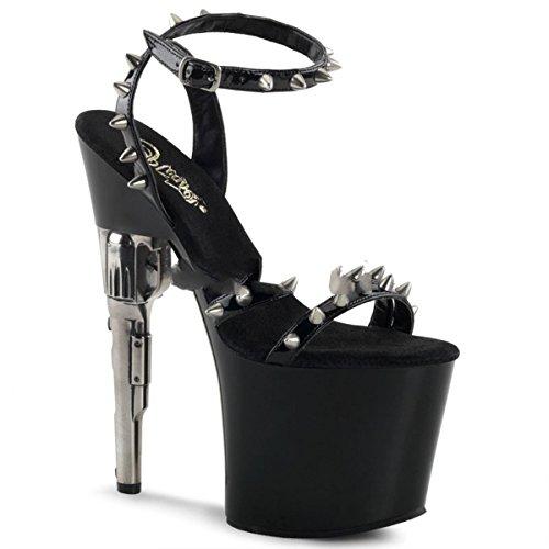 Pleaser Bondgirl-705 - sexy plateau talon hauts chaussures femmes sandalettes 35-43