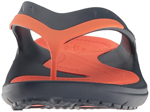 tangerine Flip Modi Sport Tongs Navy Mixte Crocs Adulte A0Rwx