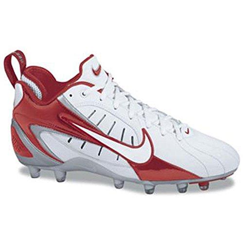 Nike Mens Speed Td Bianco / Rosso