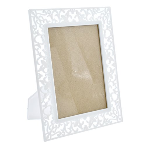 BetterUS Decorative Border Picture Frame Table Top Display W
