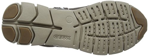 Sukie D Zapatillas chestnut Geox C6004 Mujer Para A 58WFTg4Oc