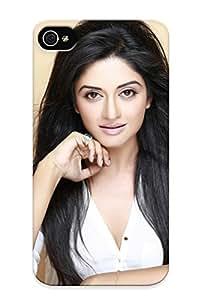 Design For Iphone 4/4s Premium Tpu Case Cover Vimala Raman Bollywood Celebrity Actress Model Girl Beautifulsmile Protective Case
