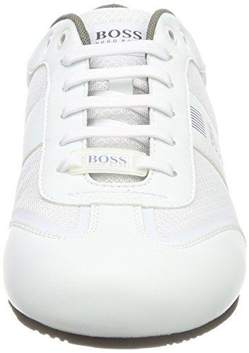 Boss Athleisure Mænd Lighter_lowp_mxme Sneaker Hvid (naturlig 108) uigKt
