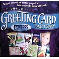 Art Explosion: Greeting Card Factory Express