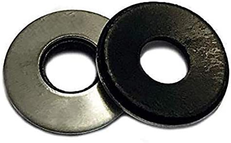 #10 Epdm Neoprene Rubber Bonded Sealing Washers, 18.8 Stainless Steel, 50 Quantity durch Bridge Fasteners