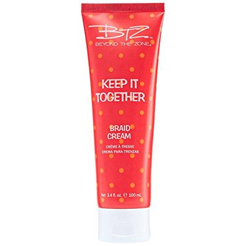 Beyond the Zone Keep It Together Braid - Cream Braid