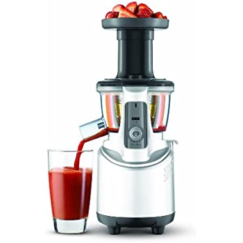 Caso Slow Juicer Review : Amazon.com: Breville BJS600XL Fountain Crush Masticating Slow Juicer: Electric Masticating ...