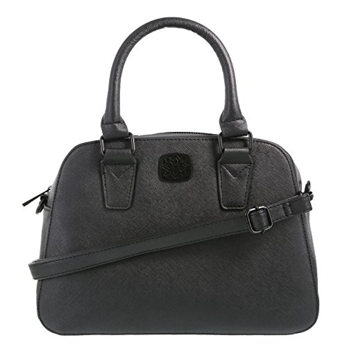 Christian Siriano for Payless Black Women's Dolly Satchel one size Regular