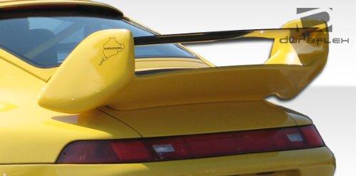 Duraflex Club - 1995-1998 Porsche 993 Duraflex Club Sport Wing Trunk Lid Spoiler - 1 Piece