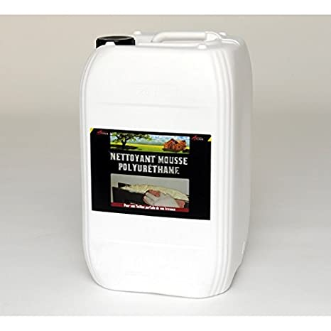 Limpiador para espuma de poliuretano - Limpieza Espuma poliuretano PU para superficies Traces puntas diseño manos escudo: Amazon.es: Bricolaje y ...