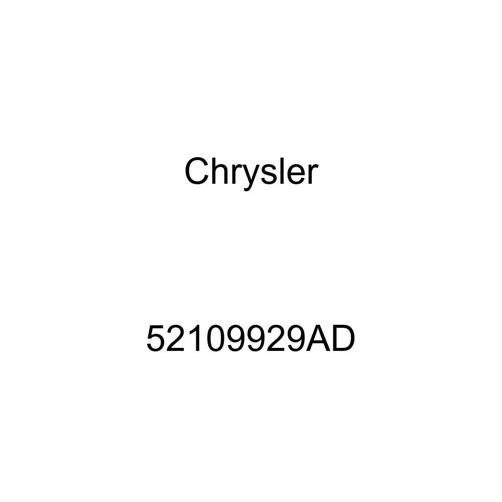 Genuine Chrysler 52109929AD Brake Booster Vacuum Hose