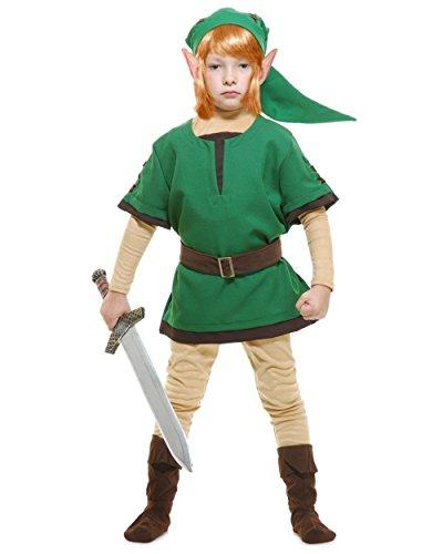 Zelda (Kids Elf Costumes)