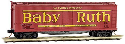 Micro-Trains MTL N-Scale 40ft. Wood Reefer Car Nestle for sale  Delivered anywhere in USA
