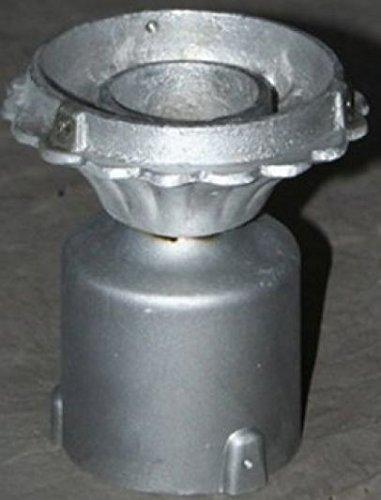4'' Cast Aluminum Pot Top Fitter