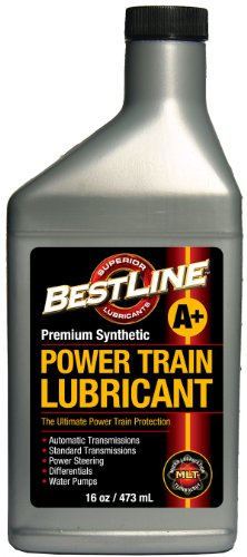 BestLine 853796001450 Premium Synthetic Power-Train Lubricant - 16 oz.
