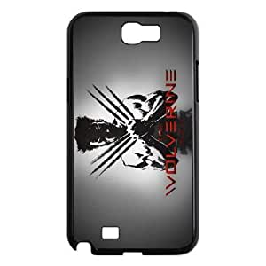Samsung Galaxy Note 2 N7100 Phone Cases Black The Wolverine RSDF6109941