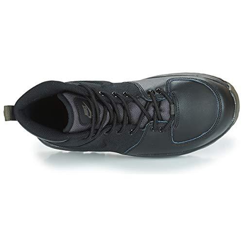 Escursionismo Da Manoa 002 Multicolore gs black Nike black Stivali newsprint Alti Uomo xgIpftwf